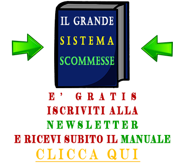 Manuale Scommesse