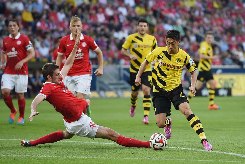 Mainz - Dortmund