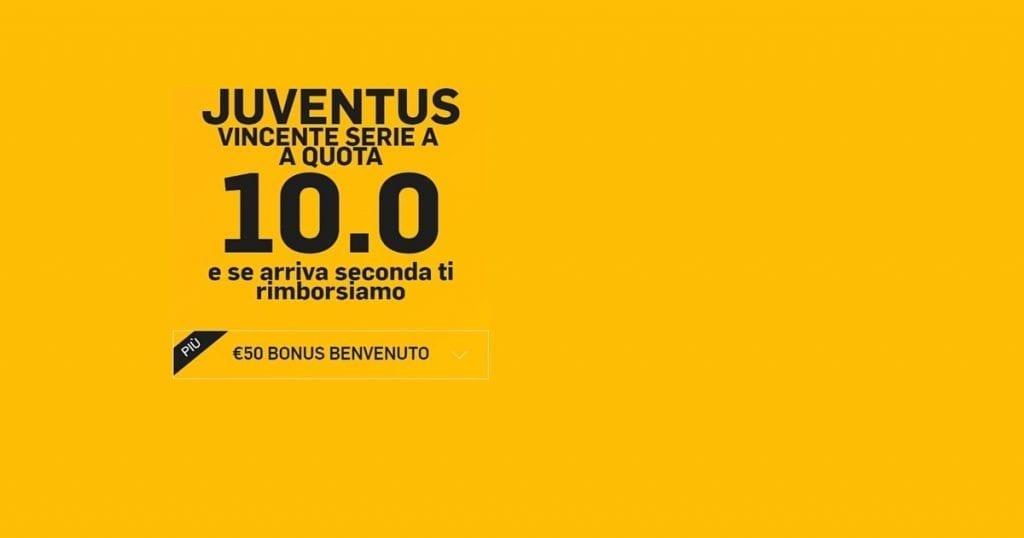 Betfair-Bonus-Juventus-vincente-Scudetto-New