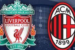 Pronostico Liverpool – Milan 31 luglio 2016