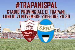 Pronostico Trapani – Spal 21 novembre