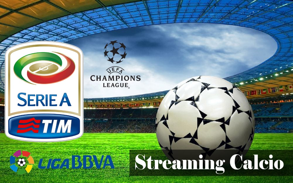 calcio streaming