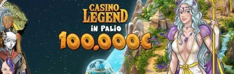 eurobet casino legend