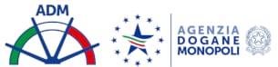adm agenzia dogane monopoli logo
