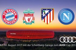 Audi Cup, Atletico Madrid-Napoli: pronostico e probabili formazioni 1 agosto 2017
