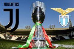 Supercoppa Italiana, Juventus-Lazio: pronostico e probabili formazioni 13 agosto 2017