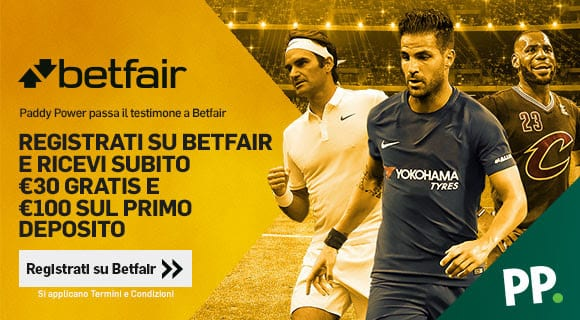 betfair paddypower chiude