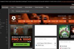 888Sport ti regala un Bonus di Benvenuto fino a 100€