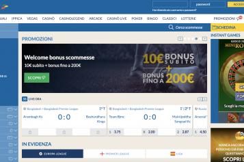 Ecco le quote di Eurobet: scommesse sportive