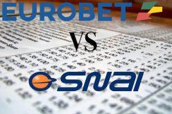 Bookmakers Snai ed Eurobet, confronto e guida alla scelta