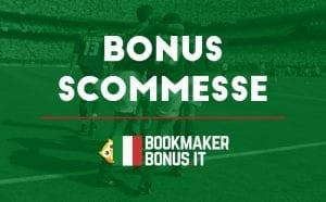 bonus scommesse