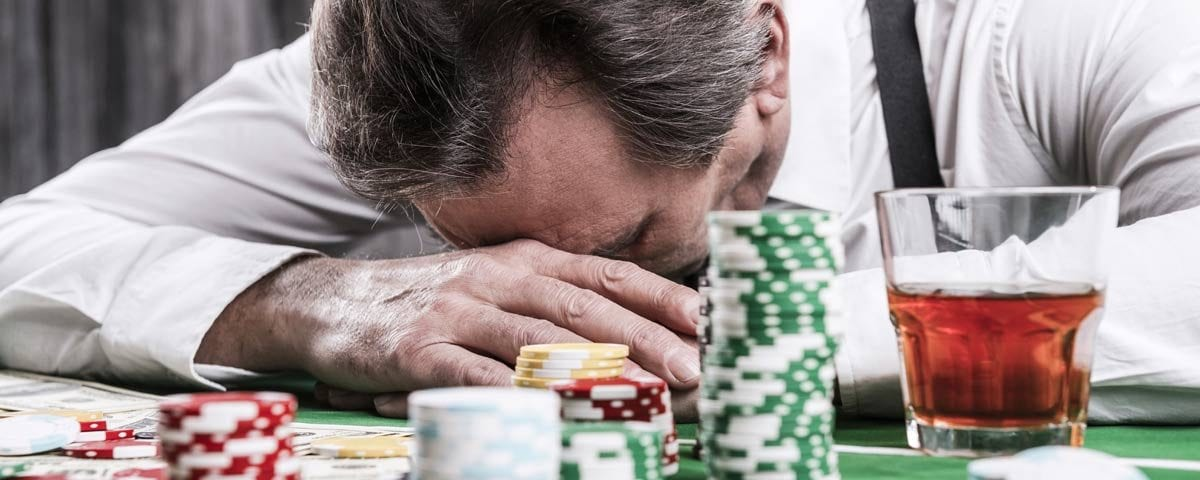 rischio perdita gioco d'azzardo