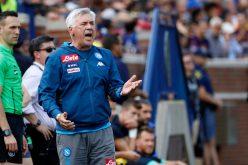 """Ancelotti: """"Di Icardi non parlo; contento di Lozano e di chi è arrivato mostrando interesse"""""""