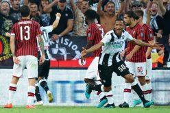 Udinese-Milan 1-0: rossoneri inesistenti, che stecca di Giampaolo al debutto