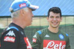 """Napoli, presentato Lozano: """"Qui per Ancelotti e i tifosi; voglio vincere, pronto per la Juve"""""""