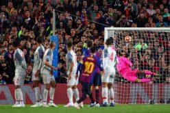 Messi batte Ronaldo, è suo il gol più bello dell'anno in competizioni UEFA