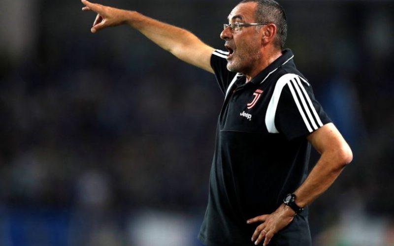"""Sarri recrimina: """"L'espulsione di Cuadrado non c'era; anche la Lazio in corsa per lo Scudetto"""""""