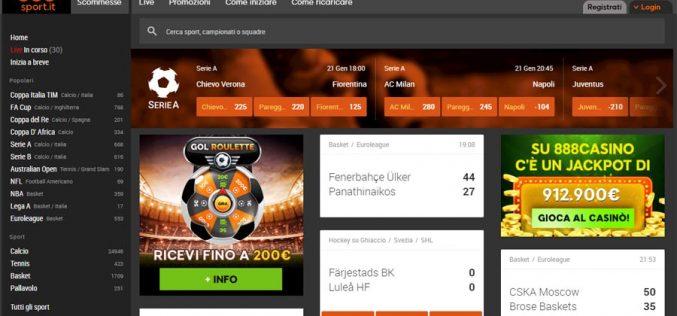 888Sport: un punto di riferimento per il betting e non solo
