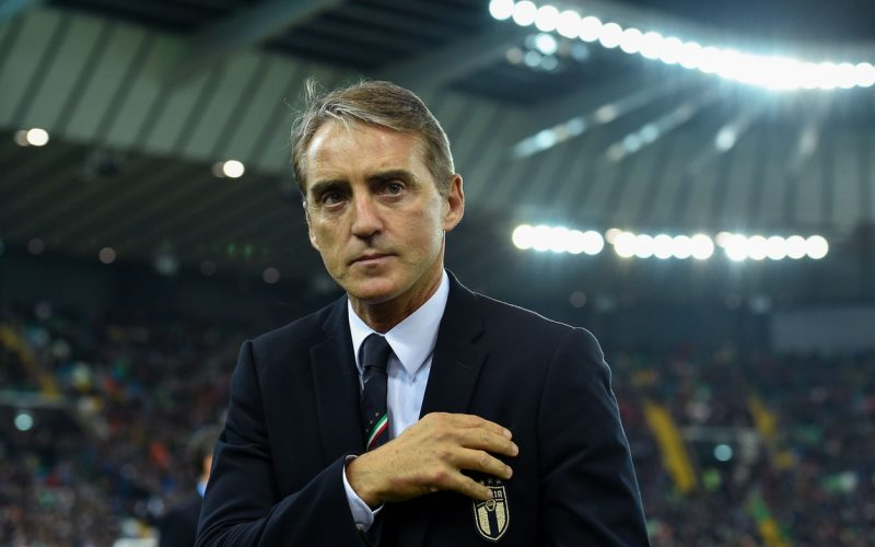 """Mancini non si pone limiti: """"L'Europeo è l'obiettivo primario"""""""