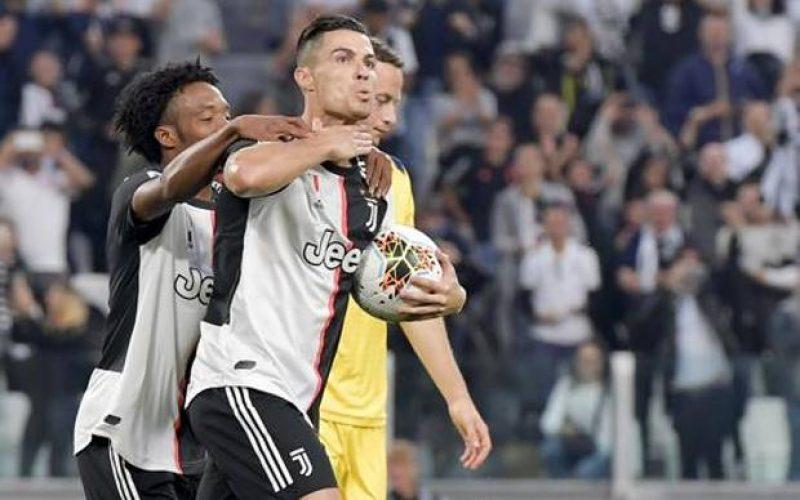Juve di rimonta col Verona (2-1) ma che sofferenza nel finale…