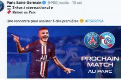 Icardi pronto al debutto col PSG ma non c'è chiarezza sul suo riscatto