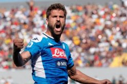 Lecce-Napoli 1-4, Llorente trascina gli azzurri con una doppietta