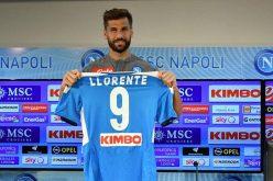 """Napoli, si presenta Llorente: """"3 mesi di attesa per venire in una grandissima squadra"""""""