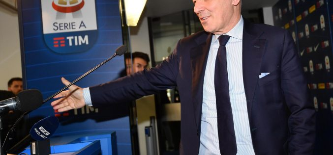 Cessione Inter, arrivano (mezze) conferme anche da Marotta