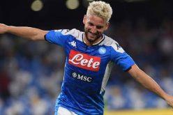 Napoli-Sampdoria 2-0, Mertens decide con una doppietta
