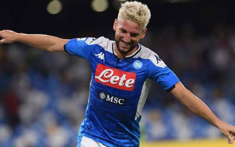 Calciomercato Napoli, per Mertens spunta il Borussia Dortmund