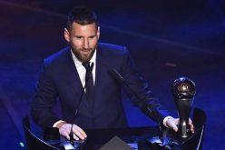 "Messi è ""The Best"" per la sesta volta in carriera: battuti Van Dijk e Ronaldo"