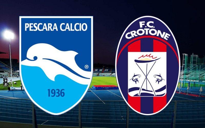 Serie B, Pescara-Crotone: quote, pronostico e probabili formazioni (27/09/2019)