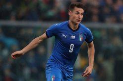 """Nazionale, Mancini lancia Pinamonti: """"E' il futuro"""""""