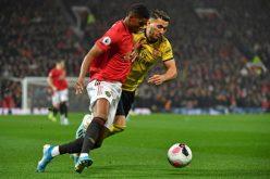 Manchester United-Arsenal 1-1, Aubameyang salva i gunners all'Old Trafford