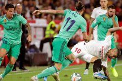Siviglia-Real Madrid 0-1: zampata di Benzema e Zidane è primo!