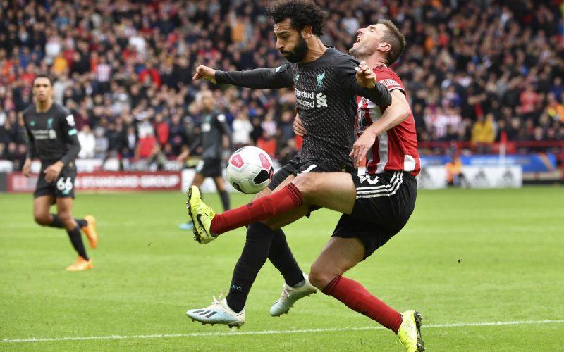 Sheffield United-Liverpool 0-1, una papera spiana la strada ai reds
