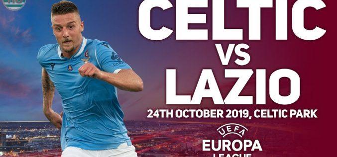 Europa League, Celtic-Lazio: quote, pronostico e probabili formazioni (24/10/2019)