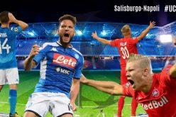 Champions League, Salisburgo-Napoli: quote, pronostico e probabili formazioni (23/10/2019)