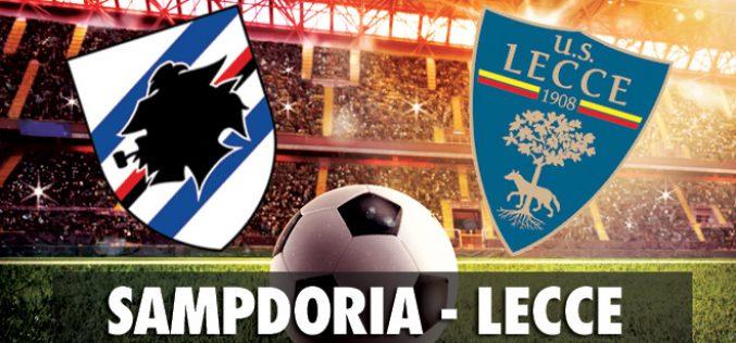 Serie A, Sampdoria-Lecce: quote, pronostico e probabili formazioni (30/10/2019)