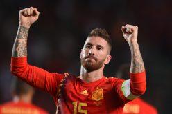 Ramos in scadenza col Real Madrid, ci prova la Juve?