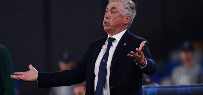 """Ancelotti torna a parlare della Serie A: """"La Juve tornerà, campionato equilibrato"""""""