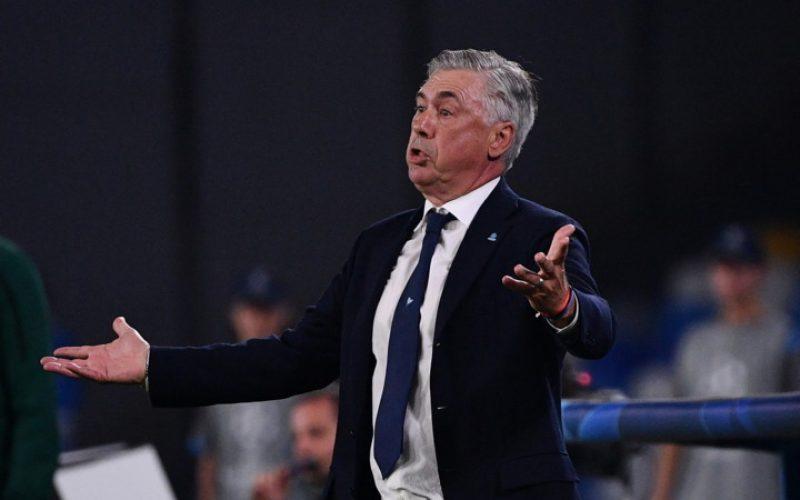 """Ancelotti tiene duro anche dopo Udine: """"Mi fido di ADL e resto positivo"""""""