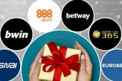 Bonus Scommesse Sportive: confrontiamo alcune offerte dei bookmaker legali