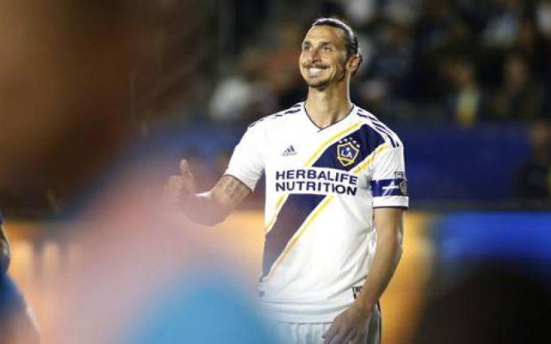 """Ibrahimovic, ufficiale l'addio ai Los Angeles Galaxy: """"Ora tornate a guardare il baseball"""""""