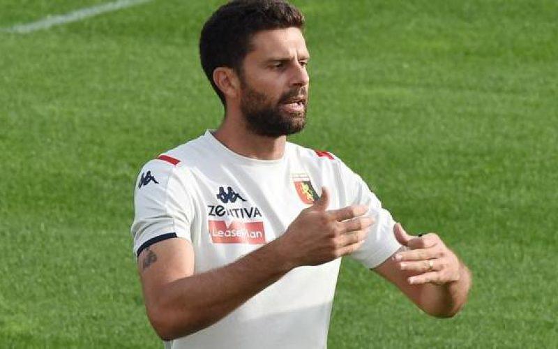 """Genoa, presentato Thiago Motta: """"Onorato di essere qui, usciremo da questa situazione"""""""