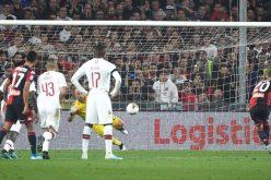 Genoa-Milan 1-2, rimonta rossonera e Reina para un rigore al 93′