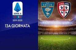 Serie A, Lecce-Cagliari: quote, pronostico e probabili formazioni (24/11/2019)
