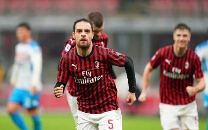 Milan-Napoli 1-1, Bonaventura risponde a Lozano