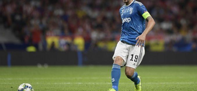 Juventus, ufficiale il rinnovo di Bonucci fino al 2024