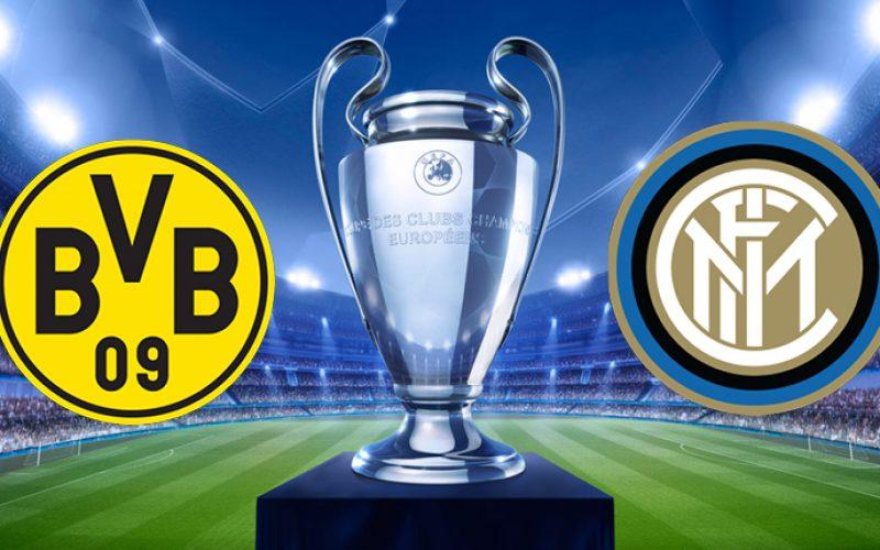 Champions League, Borussia Dortmund-Inter: quote, pronostico e probabili formazioni (05/11/21019)